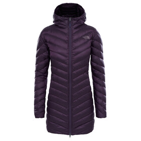 The North Face Trevail Parka Women Dark Eggplant Purple